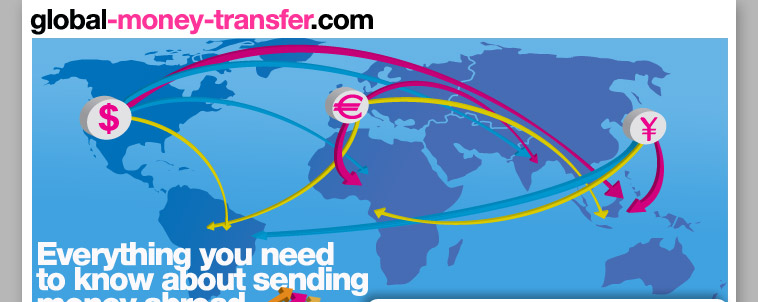 Xoom Global Online Money Transfer - India Remains the Highest
